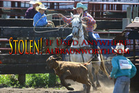 170526 JR HS Rodeo - Fri - Ribbon Roping